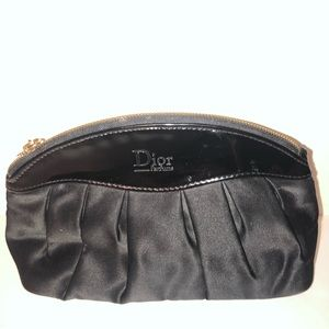 Dior parfum makeup bag cosmetic bag